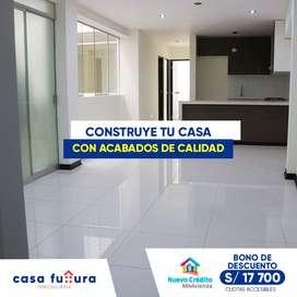 Casa Futura, Nuevo Crédito Mivivienda