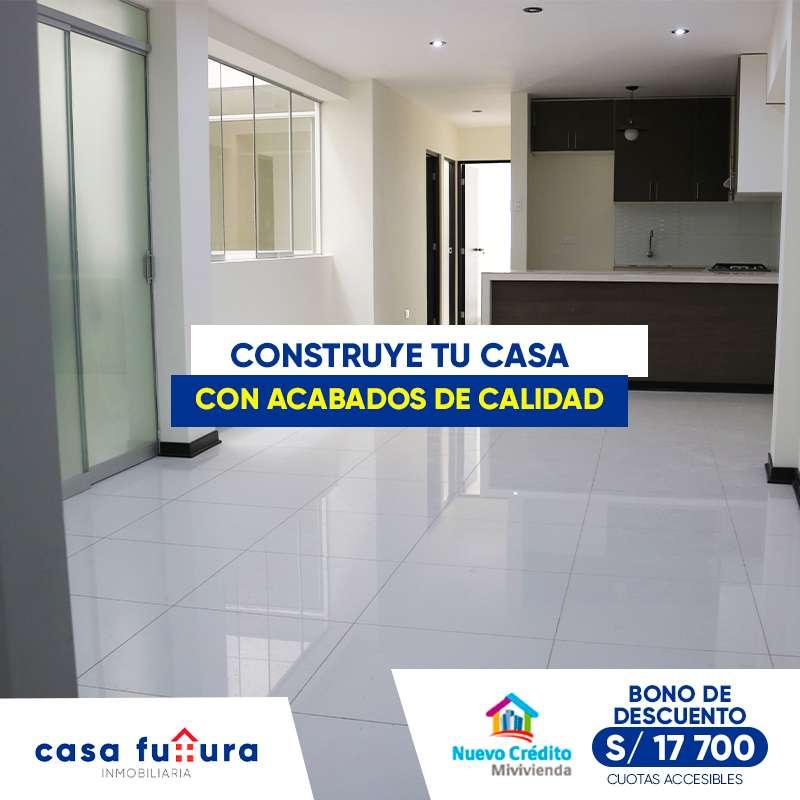 Casa Futura, Nuevo Crédito Mivivienda 0