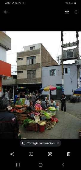 """Oportunidad de Inversion """"Edificio Comercial 4 Plantas..frente al Ex Mcdo Mayorista,Trujillo """""""