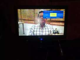 Vendo televisor pequeño led 21