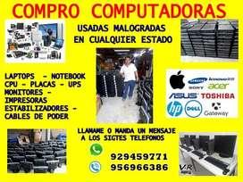 Portatiles y laptops