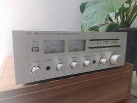 Amplificador Columbia Modelo SA-3970 japan
