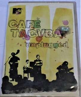 Café Tacuba. Unplugged. DVD original