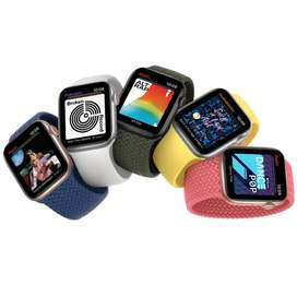 NEW 2020. Apple Watch SE 44mm. Apple Store EE.UU. Garantia Apple 1 AÑO. iPhone 12 Pro 11 X XR  Serie 6 5 gear samsung