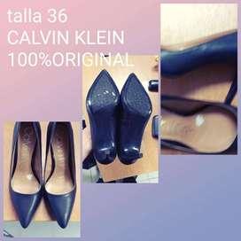 Zapatos Calvin Klein Negro