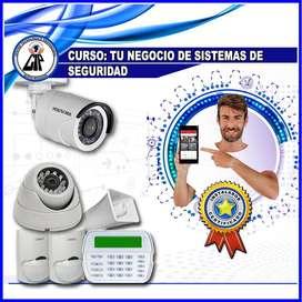 CURSO: Tu propio negocio de sistemas de seguridad