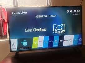"""TV LG 43"""" 4k smart tv control magic"""