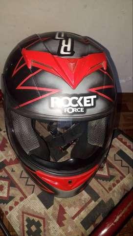 Casco rocket force