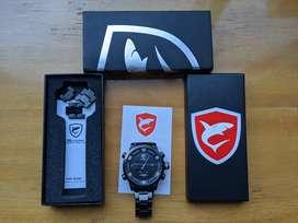 Shark watch usado LED y analógico