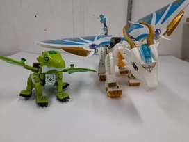Dragones LEGO