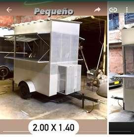 Food Trucks,  todo tipo de estufas industrial, carros de cómida rápida, Food Trucks
