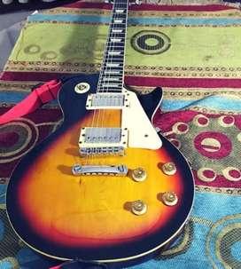 Guitarra eléctrica Mirrs Les Paul