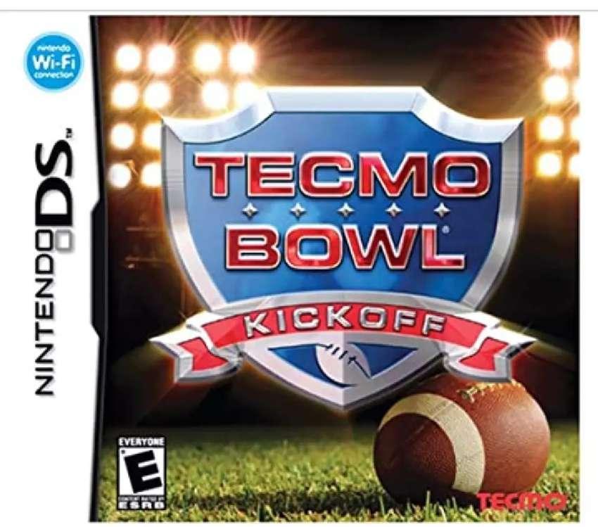 Juego Nintendo DS Tecmo Bowl Kickoff 0