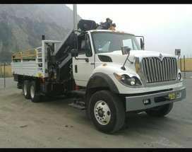 Se vende o alquila Camión Grúa 12 toneladas