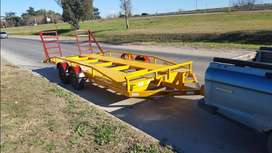 Trailers Tipo Auxilio
