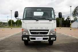 Camión  100% Japones FUSO 5.7 peso bruto vehicular 5.700 báscula.