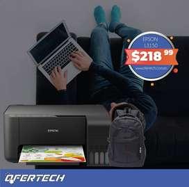 Impresora Multifunción Epson L3150
