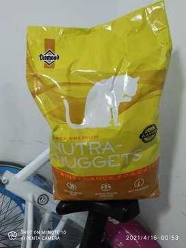 Nutra nuggets gato