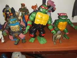 Tortugas ninja antiguas originales