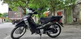 Vendo espectacular moto