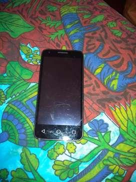Vendo celular en buen estado funcionando