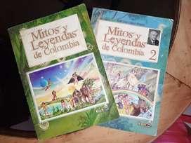 MITOS Y LEYENDAS DE COLOMBIA 1 Y 2