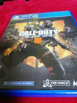 Call of duty blac ops 4 para play 4