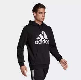 "Polera de Hombre Adidas Must Haves Badge Talla ""M"""
