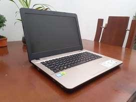 Portátil Asus X441u Intel I7 7500u Grafica Nvidia 1tera
