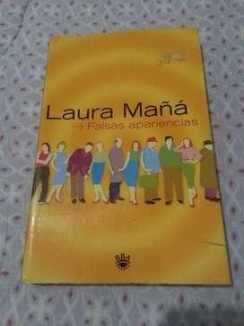 Falsas Apariencias . Laura Maña Libro novela