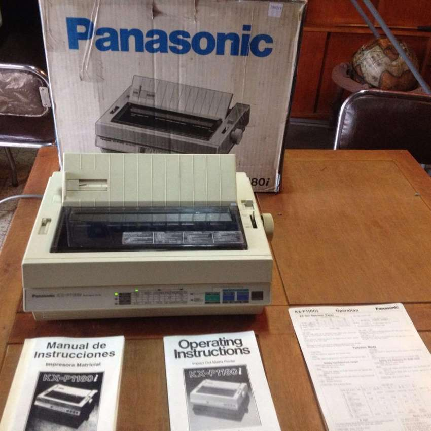 Impresora Panasonic Matriz de Punto 0