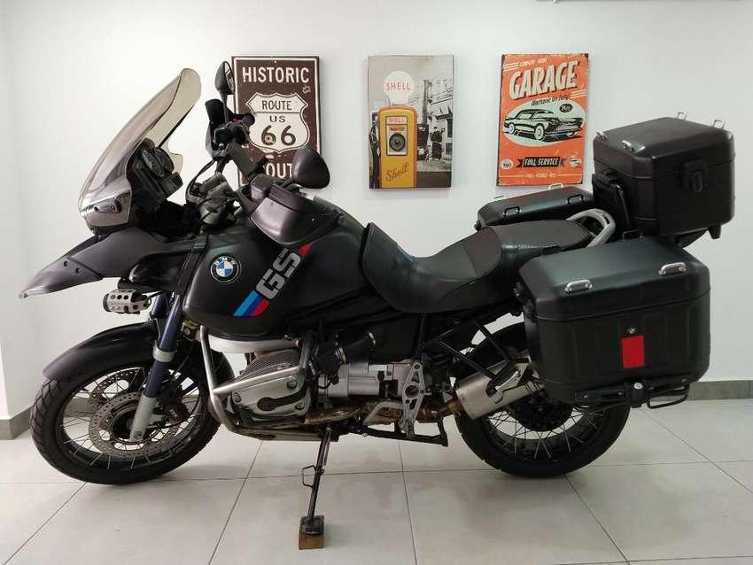 Bmw R 1150 Gs Adventure 2003 0