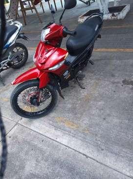Vendo moto full