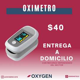 OXIMETRO DE ALTA PRESICION