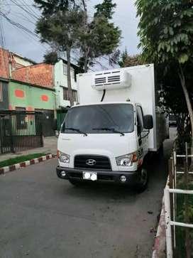 Ganga camión en exelente estado hd 78 modelo 2016