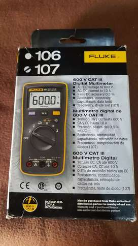 Multimetro Fluke 107