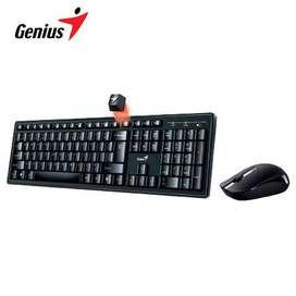 Combo Wireless  Teclado & Mouse Genius Smart KM-8200