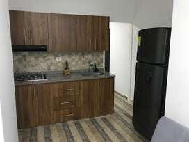 Renta apartaestudio amoblado