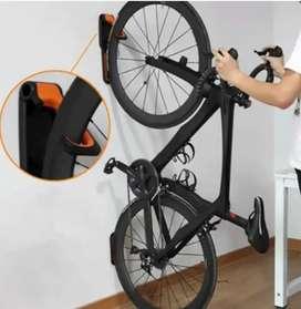 Vendo soporte de bicicleta para pared