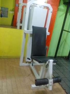 maquina para entrenamiento leg extensión para cuadriceps