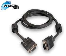 Cable VGA de 1.5 m con doble filtro