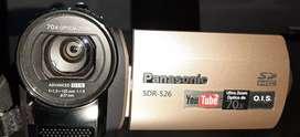 REMATO!! Filmadora Panasonic SDR S26 Por reparar!!