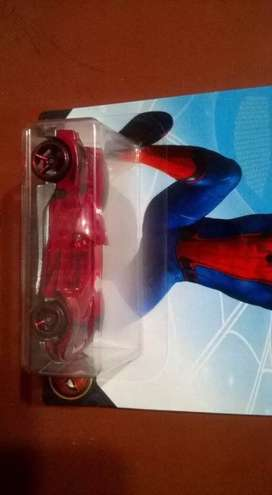 Spiderman Homecoming Hotwheels