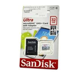 MICRO SD ADATA 32 GB