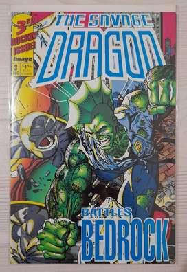 Cinco Comics de Editora Image