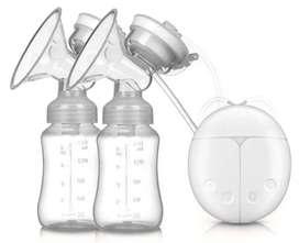 Extractor de leche materna + bolsas de almacenamiento