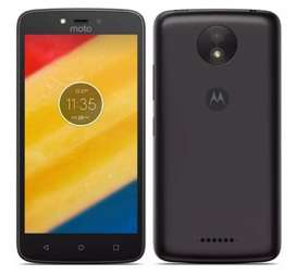 Vendo Moto C Plus 16 Gb