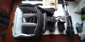 Cámara Sony Alpha 200