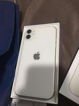 iPhone 11 64gb SOLO 3 meses de uso