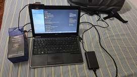 Portátil Dell Core i5 4th + 2 webcam